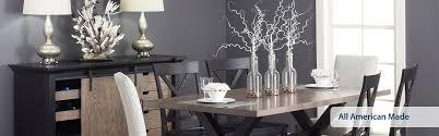 American Made Dining Room Furniture Unique Decorating