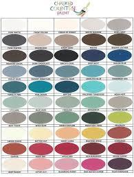 Beyond Paint Color Chart