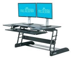 office desk standing.  Standing Fascinating Standing Desk With Drawers Reception  Desks For Intended Office Desk Standing