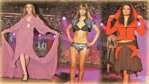 Звезды армянской моды в АрмКлабе