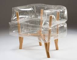 unique furniture pieces. delighful pieces unique inflatable furniture chair with clear plastic  modern and popular  pieces for q