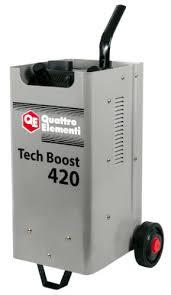 купить пуско-зарядное <b>устройство quattro elementi Tech</b> Boost 420