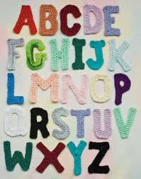 Crochet Letters Patterns Awesome Colours Of Enfys Free Crochet Pattern Crochet Pinterest Free