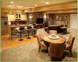 ... Large Size Man Cave Ideas For Basement Home ...