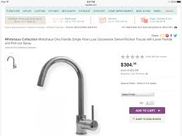 Fixing Dripping Kitchen Faucet Fix Kitchen Faucet Handle Home Improvement Stack Exchange