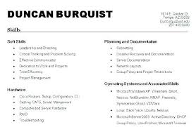 Leadership Qualities Resume List Of Skill Sets For Resume Emelcotest Com