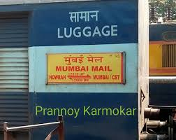 12810 Howrah Mumbai Csmt Mail Via Nagpur Pt