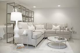 round lucite coffee living room contemporary with round coffee table woven area rugs