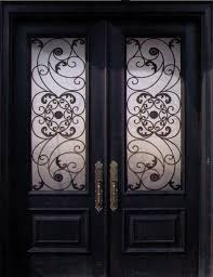 wrought iron front doorsDecorative Wrought Iron Front Doors Inserts  Toronto  416 8879391
