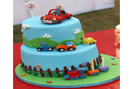 Happy Birthday Cake Images For Little Boy