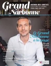 Calam O Grand Narbonne Agenda Hiver Printemps 2018