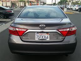 toyota camry 2016 le. 2016 toyota camry 4dr sedan i4 automatic le 16902287 4 le