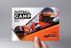 football flyer templates american football flyer template in psd ai vector brandpacks