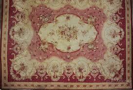 70001474 antique french empire aubusson carpet 16 x 19