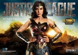 Лига справедливости justice league (2017). Wonder Woman Justice League Fi Statue Prime 1 Studio