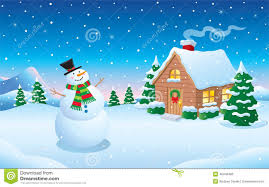 Christmas Scenes Free Downloads Christmas Winter Scenes Clipart Clipart Images Gallery For