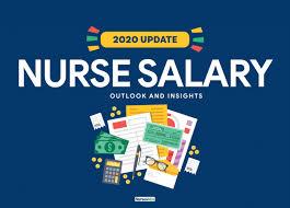 nurse salary 2020 how much do