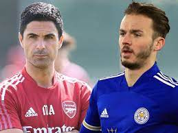 James Maddison's Arsenal verdict as ...