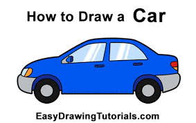 how to draw easy cartoon cars page 1