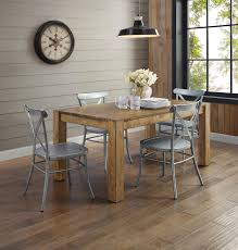 Better Homes And Garden Kitchens Better Homes And Gardens Bryant Dining Table Rustic Brown
