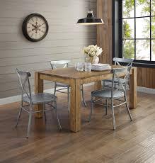 better homes gardens bryant dining table multiple finishes walmart
