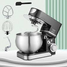 Máy nhồi bột đánh trứng trộn bột, thực phẩm làm bánh nhà bếp 5 lít 120 –  Maianhstore
