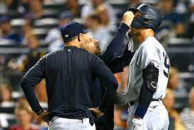 How Yankees' Aaron Judge was doing ...