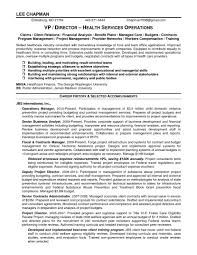 Director Of Operations Resume Manager Sample Business Op Sevte