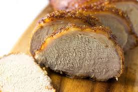 delicious smoked pork loin in 3 hours