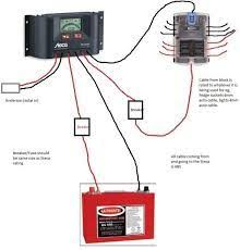 travel trailer battery hook up diagram rv battery hook up diagram Residential Electrical Wiring Diagrams 12v camper trailer wiring diagram google search