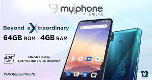 Myphone Teases Myx12 With 4gb Ram 64gb Internal Storage