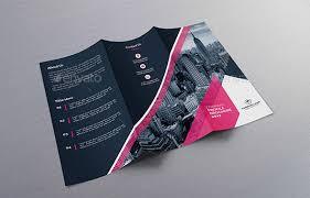 Best Brochure Templates 40 Best Brochure Design Templates 2018 Bashooka
