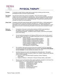 Fresh Resume Format For Physiotherapist Job Edmyedguide24