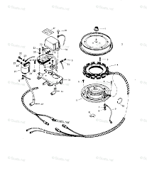 Mercury chrysler outboard parts by hp model 20hp oem parts diagram for alternator boats