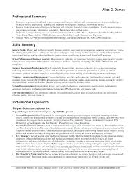 Resume Examples For Customer Service Resume Qualifications Examples ...