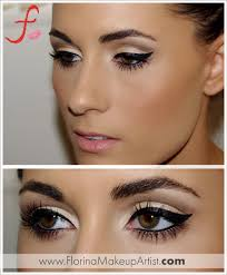 the perfect cat eye summer makeup by florina the makeup artist makeup artist positions chicago