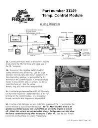 flexalite fan wiring diagram wiring diagrams mashups co Rotax 582 Wiring Diagram flex a lite fan wiring diagram electrical smoke entrancing wiring diagram for rotax 582