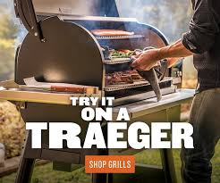 try it on a traeger grills