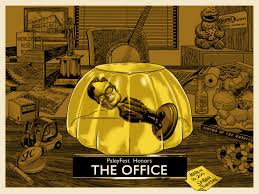 the office posters. The+office+paleyfest+poster+Jason+Edmiston The Office Posters