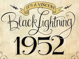 vincent black lightning by bambi edlund