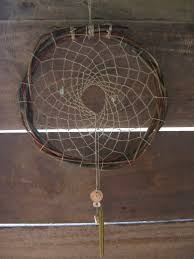 Bamboo Dream Catcher My second dream catcher made for Javier and Raquel The vines and 24