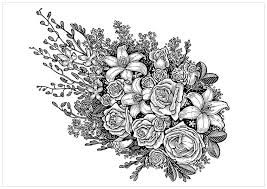 ✓ free for commercial use ✓ high quality images. Free Adult Printable Coloring Pages Roses Heart Coloring Home