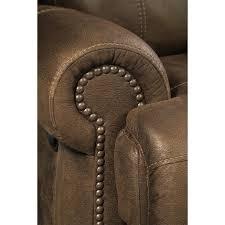 ashley furniture 2 seat faux leather