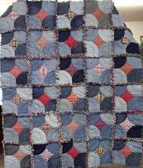 Quilt Inspiration: Free pattern day ! Denim quilts | Blues ... & Quilt Inspiration: Free pattern day ! Denim quilts Adamdwight.com
