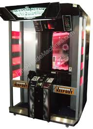 Vending Machine Death Stunning Taito Elevator Action Death Parade From Find Arcade Machines