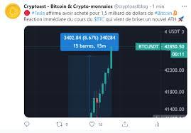 De façon comparable aux métaux précieux comme l'or et l'argent, le cours de bitcoin est fixé par l'offre et la demande sur des. Cryptoast Bitcoin Crypto Et Blockchain Photos Facebook