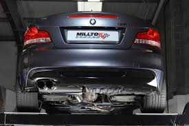 Coupe Series bmw 135i exhaust : Exhaust - 135i - E82 Coupe 2007+ - 1 Series - BMW