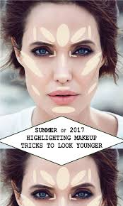 want to learn how to use highlighting makeup tricks to look younger with just the right highlighting tools and s you can look younger in minutes
