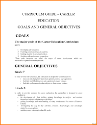 Career Goal Example For Resume Goals Essay Example Top Mba Essays