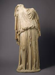 marble statue of eirene the personification of peace r marble statue of eirene the personification of peace